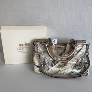 Coach Designer Purse - brand new with tags